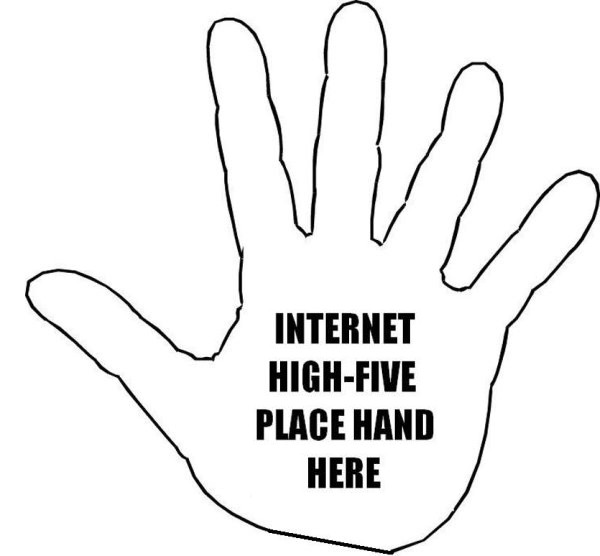 IMAGE(http://www.topcultured.com/wp-content/uploads/2009/10/internet-high-five.jpg)